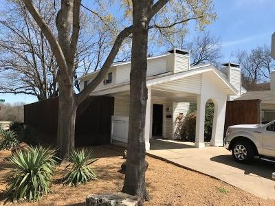 Garland Townhouse For Sale: 4902 Palo Alto Drive