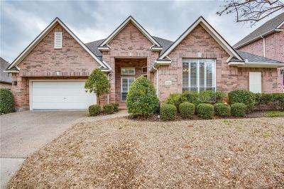 McKinney Single Family Home For Sale: 1008 Lake Point Circle