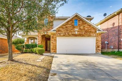 Fort Worth Single Family Home For Sale: 6337 Mystic Falls Drive