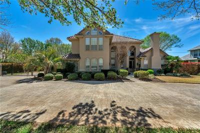 Tarrant County Single Family Home For Sale: 3602 Rosebud Drive