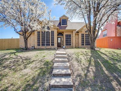 Mesquite Single Family Home For Sale: 2002 Deepwood Street