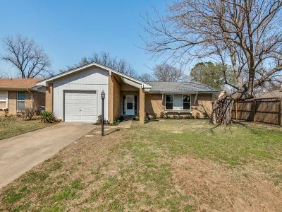 Single Family Home For Sale: 3029 Bob O Link Lane