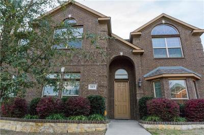 Red Oak Single Family Home For Sale: 113 Rose Garden Way