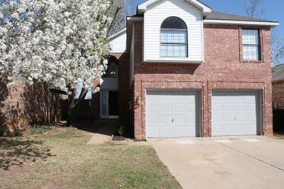 Lewisville Single Family Home For Sale: 917 Azalia Drive