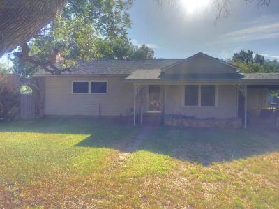 Graham Single Family Home For Sale: 135 Summitt Avenue