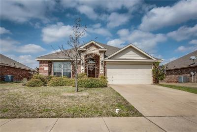 Waxahachie Single Family Home For Sale: 203 Longhorn Drive