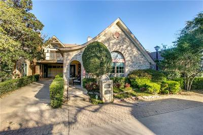 Dallas Single Family Home For Sale: 3215 Basil Court