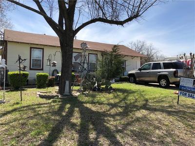 Rowlett Single Family Home For Sale: 3802 Dennis Street