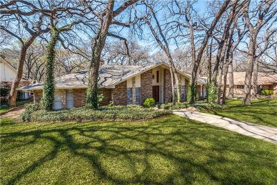Arlington Single Family Home For Sale: 1304 Millbrook Drive