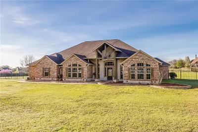 Fort Worth Single Family Home For Sale: 6284 Davis Road