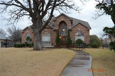 Keller Single Family Home For Sale: 2133 Crimson Lane