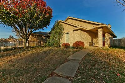 Dallas TX Single Family Home For Sale: $125,000