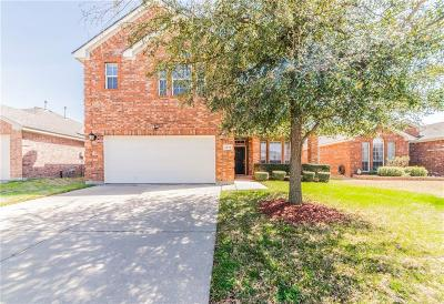 Fort Worth TX Single Family Home For Sale: $260,000