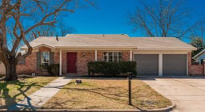 Arlington Single Family Home For Sale: 2908 Lachelle Lane