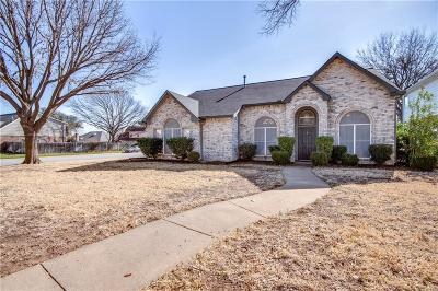 Grapevine Single Family Home For Sale: 3401 Moss Creek Knolls Circle