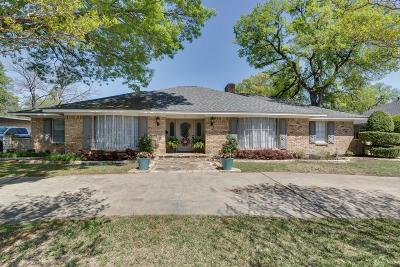 Single Family Home For Sale: 3506 S Glenbrook Drive