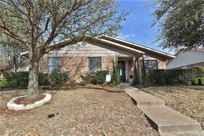 Denton County Single Family Home For Sale: 1741 Delaford Drive