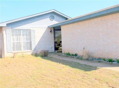 Dallas TX Single Family Home For Sale: $120,000