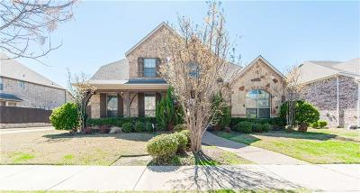 Lewisville Single Family Home For Sale: 2364 Shoreham Circle