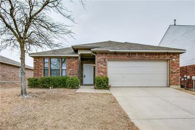 Denton County Single Family Home For Sale: 2821 Hilcroft Avenue