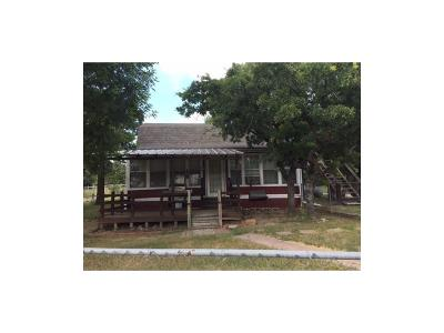 Wise County Single Family Home Active Option Contract: 1327 Sunflower