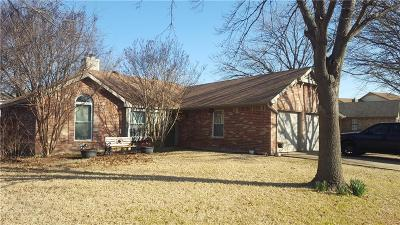 Arlington Single Family Home For Sale: 1503 Waxwing Court