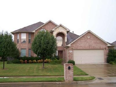 Fort Worth Single Family Home For Sale: 10805 Elmhurst Lane