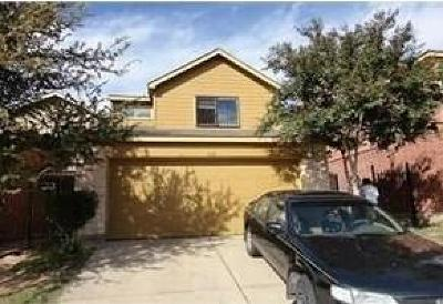 Dallas TX Single Family Home For Sale: $138,000