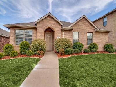 Desoto Single Family Home Active Option Contract: 716 Canyon Place