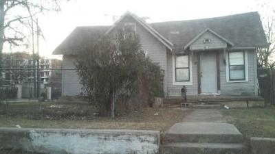 Dallas Single Family Home For Sale: 701 N Crawford Street
