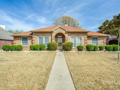 Allen Single Family Home For Sale: 911 Ridgemont Drive