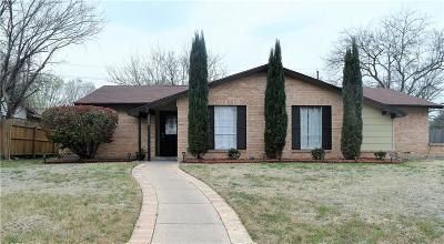 Plano TX Single Family Home For Sale: $215,500
