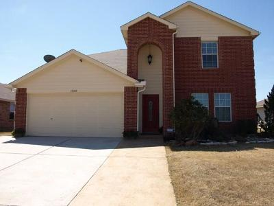 Rhome Single Family Home For Sale: 12300 Arbor Lake Road