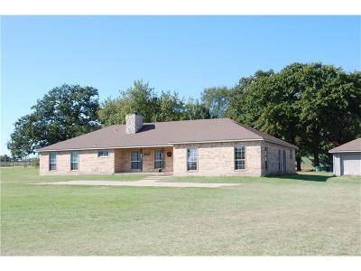 Denton County Single Family Home For Sale: 130 N Garza Road