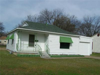 Richland Hills Single Family Home For Sale: 3105 Elm Park