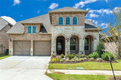 Little Elm Single Family Home For Sale: 5109 Shallow Pond Drive