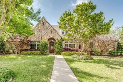 Single Family Home For Sale: 4156 Creekdale Drive