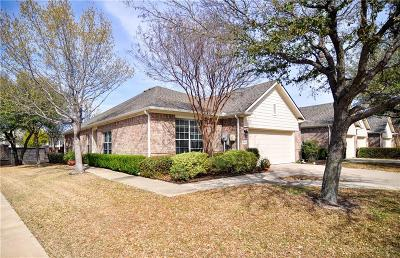 Plano Townhouse For Sale: 7045 Rembrandt Drive