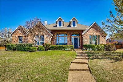 Keller Single Family Home For Sale: 913 Hideaway Court