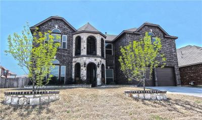 Cedar Hill Single Family Home For Sale: 1006 Wooded Creek Drive