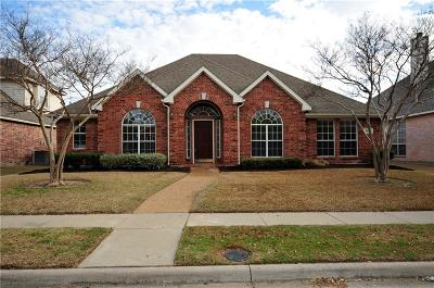 Plano Single Family Home For Sale: 4412 Galsford Drive