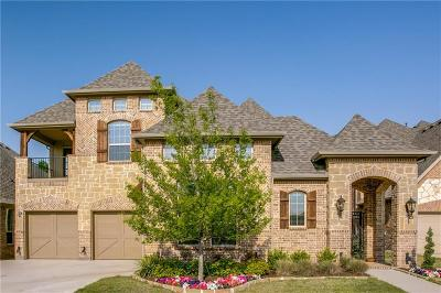 Colleyville Single Family Home For Sale: 5616 Heron Drive W