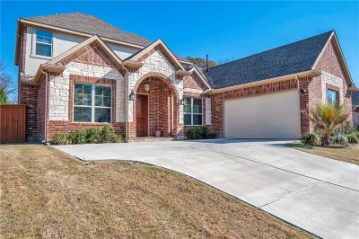 Mesquite Single Family Home For Sale: 621 Parkhaven Drive