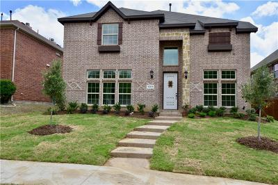 Frisco Single Family Home For Sale: 12031 Henderson Drive