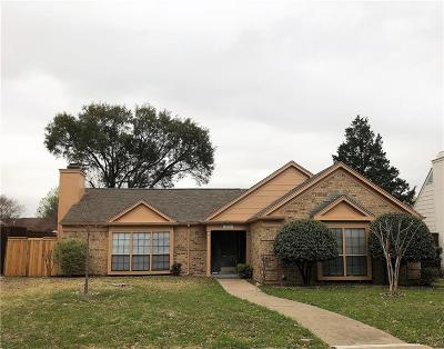 Mesquite Single Family Home For Sale: 1421 Oxford Place