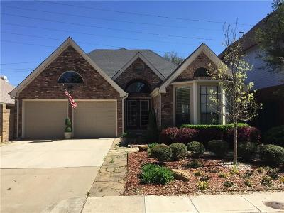Addison Single Family Home Active Option Contract: 3827 Canot Lane