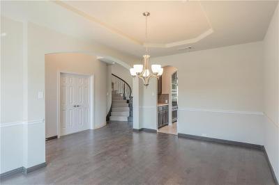 Denton Single Family Home For Sale: 7717 Falcon Ridge Road
