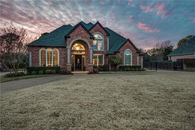 Southlake Single Family Home For Sale: 604 Morningside Drive