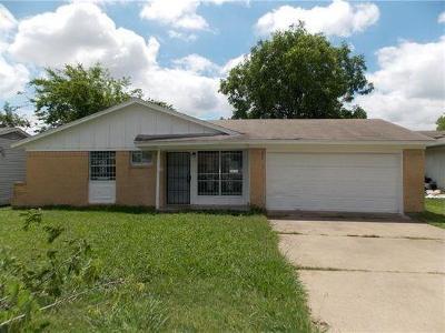 Dallas Single Family Home For Sale: 4040 Mehalia Drive