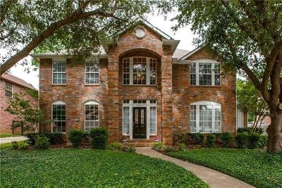 North Richland Hills Residential Lease For Lease: 8017 Kristina Lane